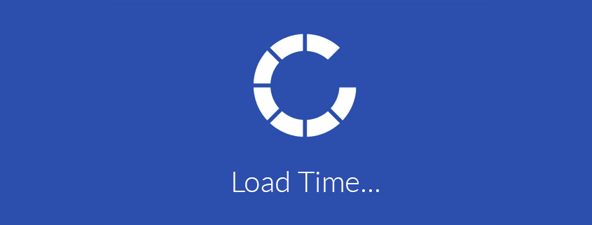 You want it to load in under two seconds for mobile and less than three seconds for a desktop website.