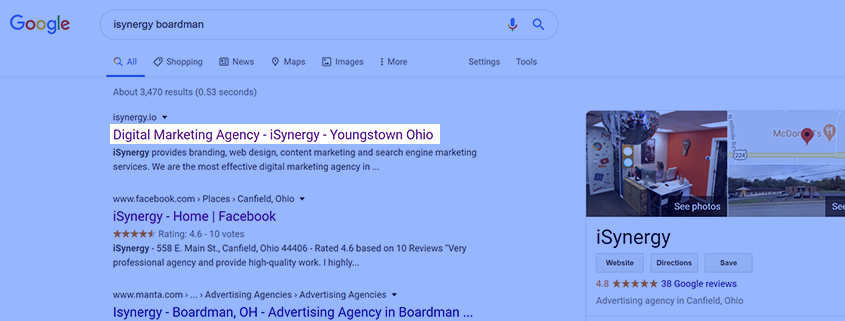 Title Tags are one of the first things seen on the SERP by users.
